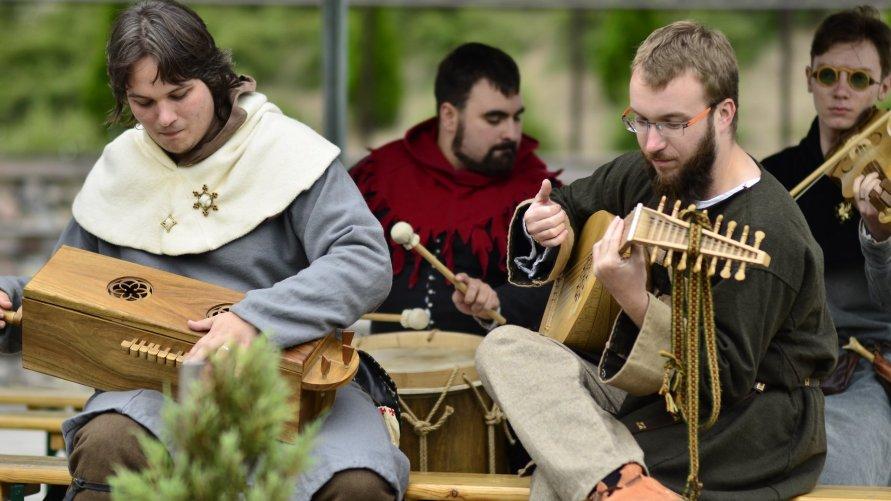 Festiwal dawnych kultur zagościł w Dźwierzutach