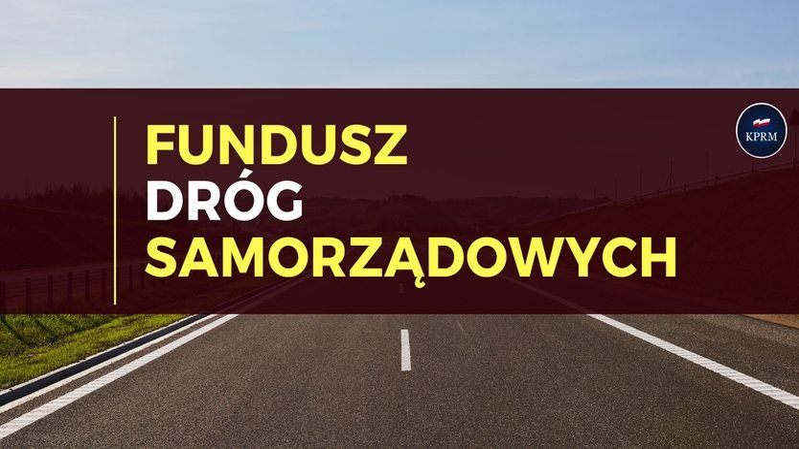 Budowa drogi w Miętkich z podpisem Premiera Mateusza Morawieckigo