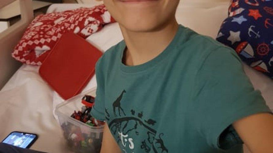 Pomóżmy Filipowi pokonać raka